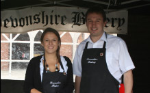 Cheshire Hog Roast team
